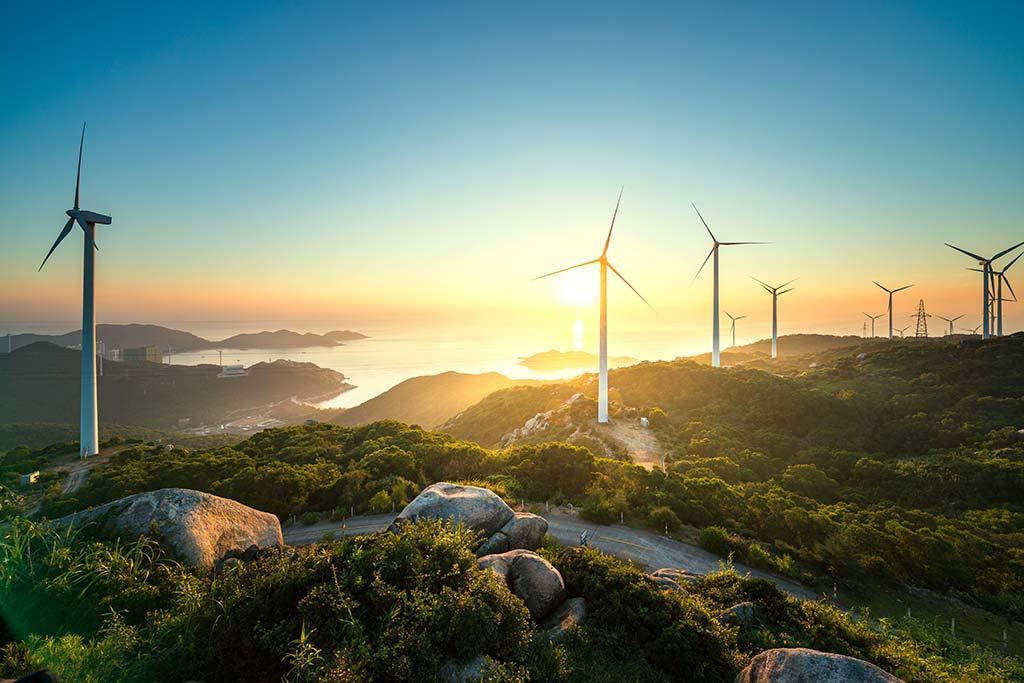 Γεννήτριες αιολικής ενέργειας We Energy