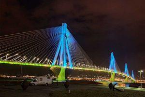 πράσινη ενέργεια γέφυρα Ριο